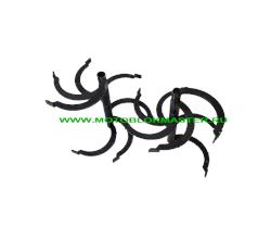 Фрезы для мотоблока лепестковая Целина - фото 5080