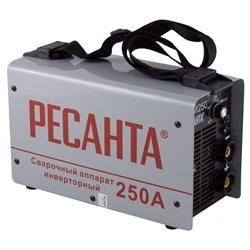 Инверторный сварочный аппарат Ресанта САИ 250 - фото 5922