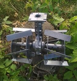 Насадка пропольник для триммера (9шлиц. 26мм) - фото 6126