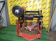 Картофелекопалка вибрационная Вом 18 мм железные колеса