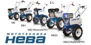 Мотоблок Нева МБ-Компакт-DM196