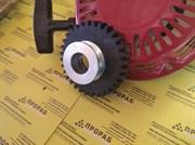 Шестерня культиватора D=84 mm / вал d=22 mm, 32 зуба, заднего хода