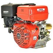 Двигатель FZ-413E вал 25 мм. с эл. стартером
